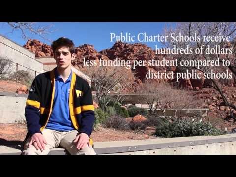 Tuacahn High School For The Performing Arts, Charter Advocate, Senate Bill 38