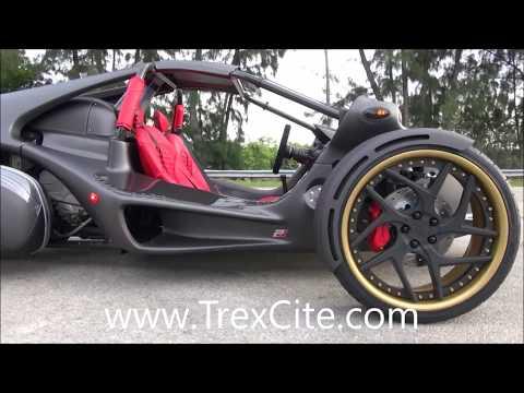 2017 T rex Argo Grey TrexCite Build
