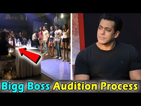 Secrets Behind Bigg Boss Audition