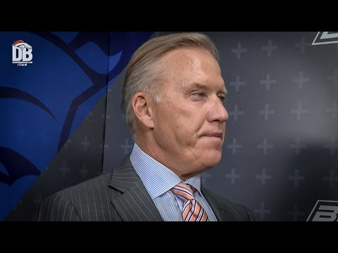 John Elway on third-round pick Carlos Henderson