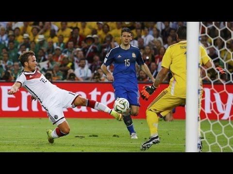 Endspiel Deutschland Argentinien