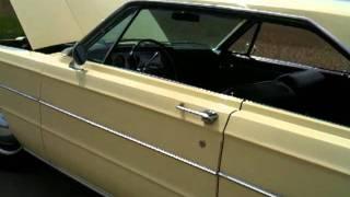 1965 Mercury Marauder Muscle Fullsize Coupe Bigblock V8