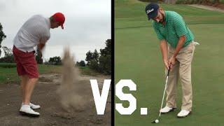 Dogtrack Battle Golf, Match Play Vs Luke thumbnail
