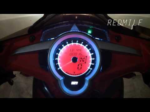 UMA RACING DIGITAL SPEEDOMETER Yamaha New Jupiter MX 135/LC 135/Exciter 135