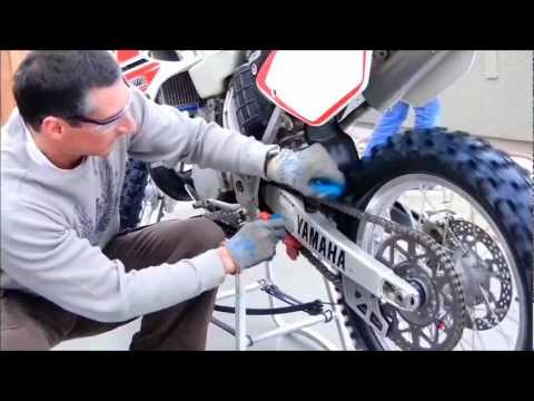 How to Clean Your Dirt Bike