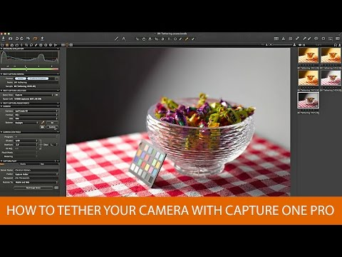 How To Tether Your Camera with Capture One Pro