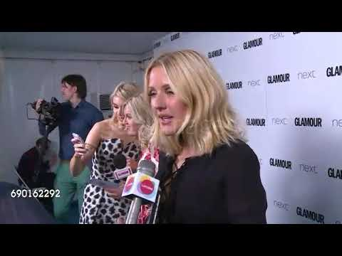 Ellie Goulding full interview at the Glamour women of the year awards 2015