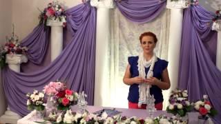 видео свадебный декоратор