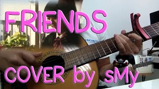 Sakura Gakuin - FRIENDS (cover by sMy) This is our first cover vide...