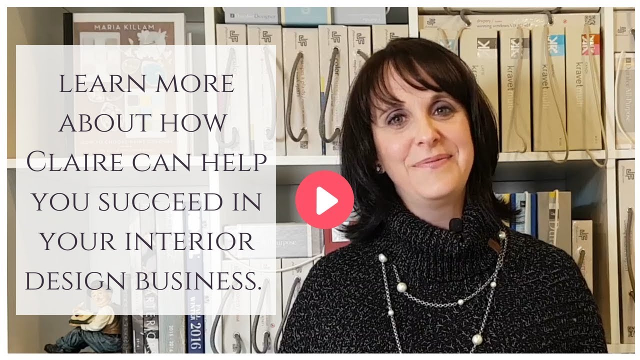 Interior Design Business Coaching Services Claire Jefford