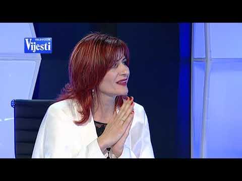 NACISTO  Vesna Simovic Zvicer  Tea Gorjanac Prelevic   TV  Vijesti  06 06 2019