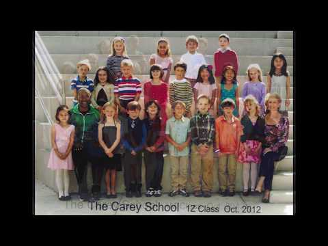 K to 5th Grade at the Carey School - 2017