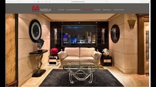 Mobilier de Luxe Paris Magasin 850 m², Madélia Décoration