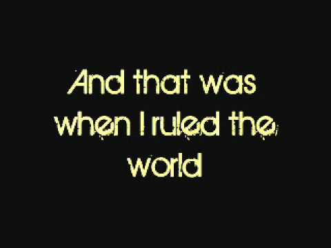 Taylor Swift -Viva La Vida lyrics