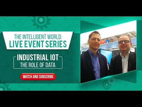 Industrial IoT - The Role of Data