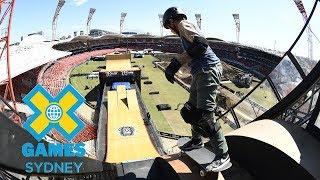 FULL SHOW: Skateboard Big Air Qualifier at X Games Sydney 2018