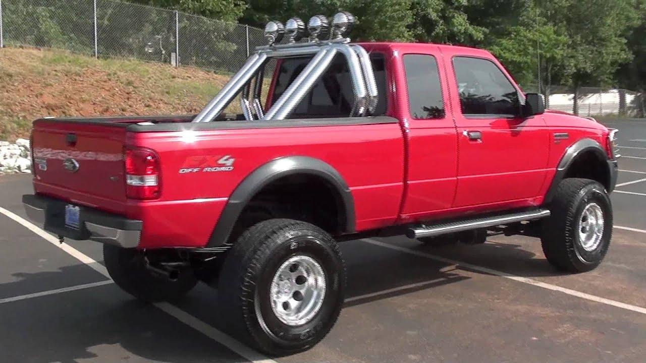 For Sale 2004 Ford Ranger Xlt 4x4 Lift Kit Looks Fun