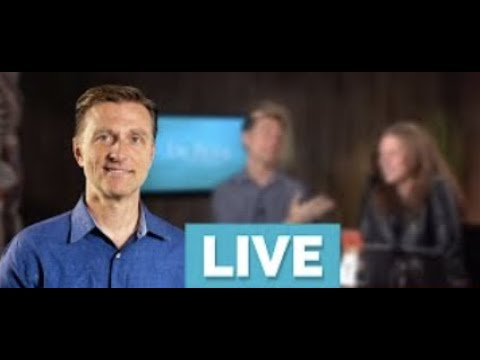 Dr. Berg and Karen Live Keto Q and A