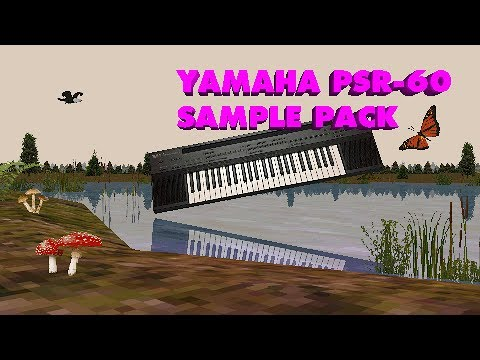 Yamaha PSR-60 - Free Sample Pack (2160p) - Jay Stacks Music