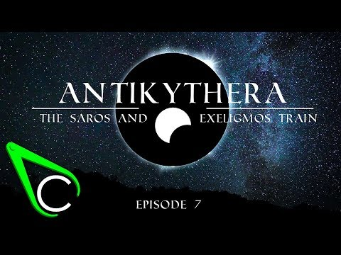The Antikythera Mechanism Episode 7 - Making The Saros & Exeligmos Gear Train