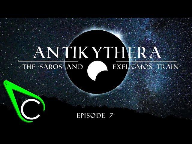 The Antikythera Mechanism Episode 7 - Making The Saros & Exeligmos Train