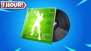 Fortnite *LEAKED* RAINY DAYS LOBBY MUSIC 1 HOUR! (Season 10 Make it Rain Remix!)