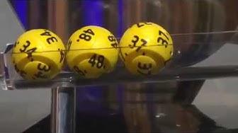 Eurolotto der eurojackpot mit den Gewinnzahlen der Lotterie