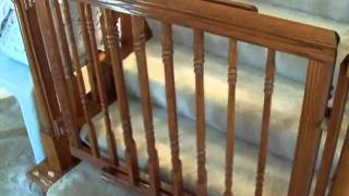 Evenflo Baby Gates Demonstration And Review