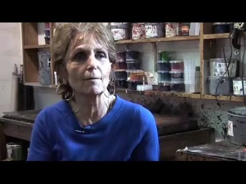Paula Rego at the Curwen Studio | TateShots