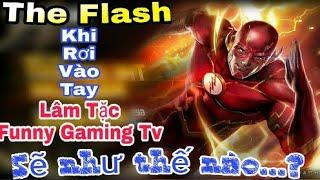 The Flash - Vị tướng Pháp Sư cơ động và có bộ kỹ năng Combat Tổng bá đạo nhất Liên Quân Mobile!