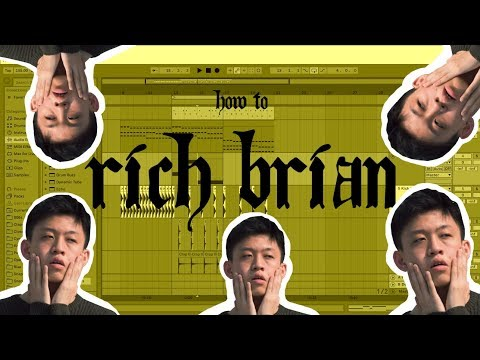 How To Sound Like RICH BRIAN | Ableton Live TRAP POP RAP Tutorial