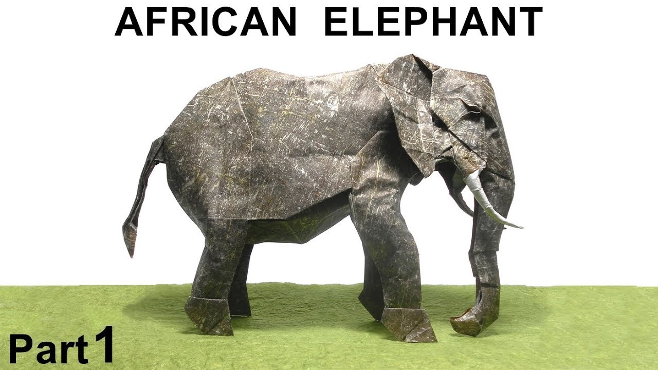 Origami Elephant World Record Attempt – Can you help?‏‎ | 720x1280