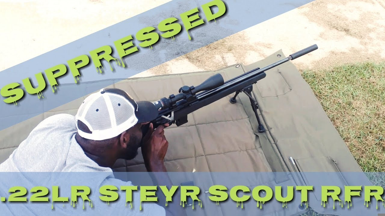 Introducing the Steyr Scout RFR - YouTube