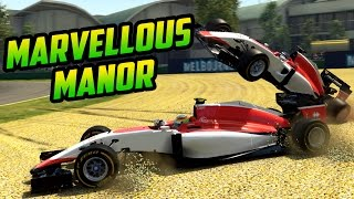 MARVELLOUS MANOR - F1 2015 SKIT