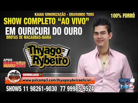 THYAGO RYBEIRO 2017 - OURICURI BROTAS DE MACAÚBAS BA