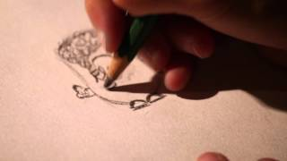 How To Draw: Shopkins Fi-Fi Flour