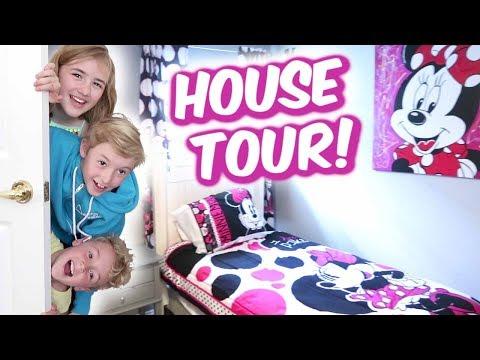 Disney Vacation House Tour!