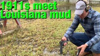 Baixar So we put the 1911s into REAL Louisiana mud