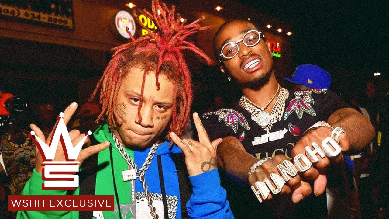 Trippie Redd and XXXTENTACION feat  Quavo and Ski Mask the Slump