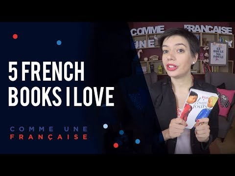 French Books I Recommend