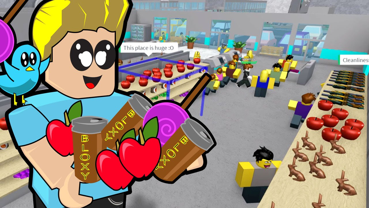Roblox Retail Tycoon Part 5 Rood Customers Gamer Chad Plays
