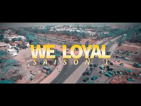 BLACKY & KAIZAH & ADNAZ & KEURBLAAN & HMRICA - WE LOYAL SAISON 1 ( clip officiel)