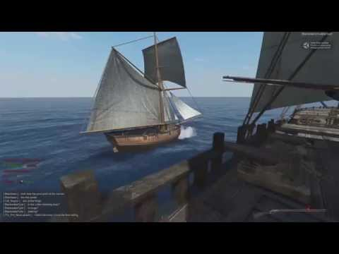 Blackwake - Trade ship assault