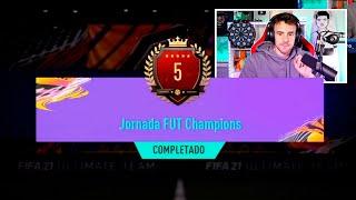 RECOMPENSAS TOP 5 DE FUT CHAMPIONS!!