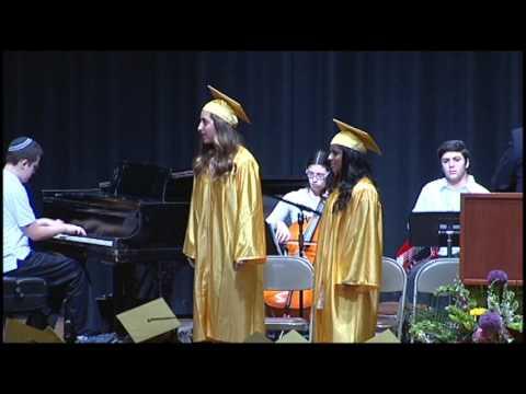 Yeshivah of Flatbush Joel Braverman High School Class of 2016 Graduation
