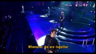 Westlife - Tonight with Lyrics, The Number One