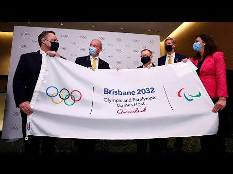IOC President 'trusts' Palaszczuk to 'deliver' on 2032 Brisbane Olympics