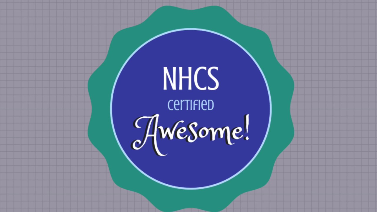 Be Awesome! Badges | nhcsdtlhome