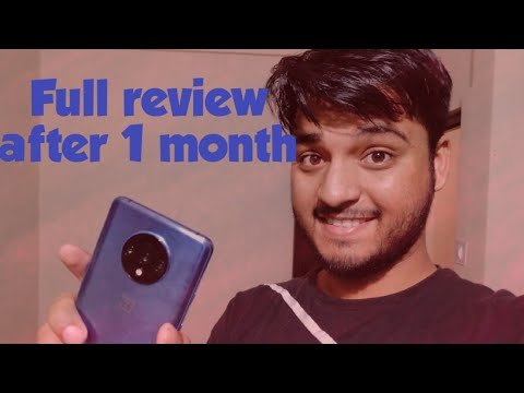 oneplus 7t full review after 1 month  | oneplus 7t vs realme x2 pro | oneplus 7t pros and cons 🔥🔥