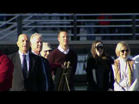 Football: Matt Ryan Jersey Retirement Ceremony